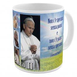 """Copertina di 'SpiriTazza """"Speranza e Paura"""" (Giovanni Paolo II)'"""