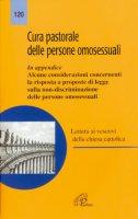 Cura pastorale delle persone omosessuali - Cong.Dottrina della Fede
