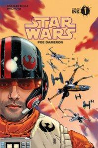 Copertina di 'Poe Dameron. Stars Wars'