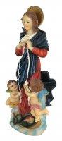 Immagine di 'Statua di Maria che scioglie i nodi da 60 cm'