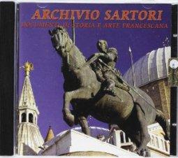 Copertina di 'Archivio Sartori. Documenti di storia e arte francescana'