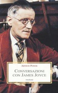 Copertina di 'Conversazioni con James Joyce'
