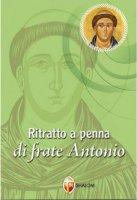 Ritratto a penna di frate Antonio - Bruno Giannini