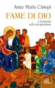 Copertina di 'Fame di Dio'