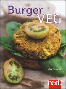 Copertina di 'Burger veg'