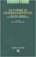Le forme di intersoggettività. L'implicito e l'esplicito nelle relazioni interpersonali