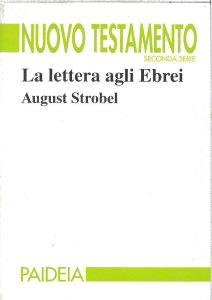 Copertina di 'La lettera agli ebrei'