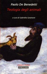 Copertina di 'Teologia degli animali'