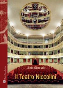 Copertina di 'Il teatro Niccolini'