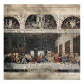 """Mini puzzle """"Ultima Cena"""" di Leonardo da Vinci - 12 pezzi"""