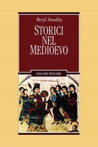 Copertina di 'Storici nel Medioevo'