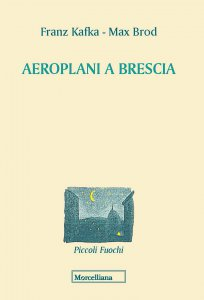 Copertina di 'Aeroplani a Brescia'