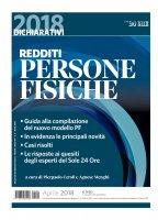 Dichiarativi 2018: REDDITI PERSONE FISICHE - Pierpaolo Ceroli,  Agnese Menghi