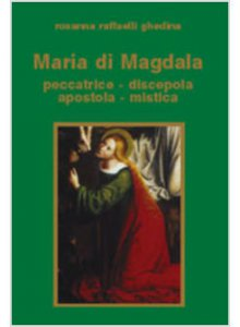 Copertina di 'Maria di Magdala'