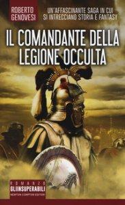 Copertina di 'Il comandante della legione occulta'