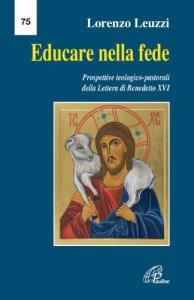 Copertina di 'Educare nella fede'