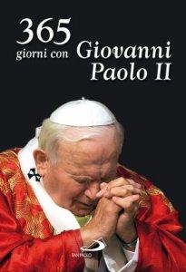 Copertina di '365 giorni con Giovanni Paolo II'