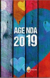 Copertina di 'Agenda Shalom 2019'