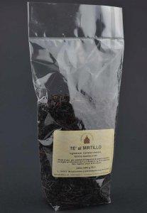Copertina di 'Tè aromatizzato al mirtillo 50 gr.'