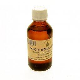 Copertina di 'Olio di borragine puro 100 ml'