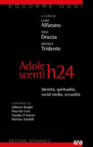 Copertina di 'Adolescenti H24'