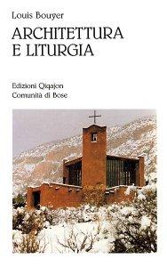 Copertina di 'Architettura e liturgia'