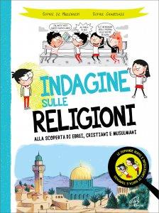 Copertina di 'Indagine sulle religioni'