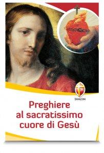 Copertina di 'Preghiere al Sacratissimo Cuore di Gesù'