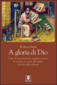 Copertina di 'A gloria di Dio'