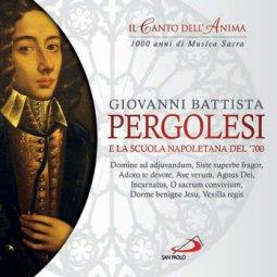 Copertina di 'Giovanni Battista Pergolesi e la Scuola Napoletana del 700'