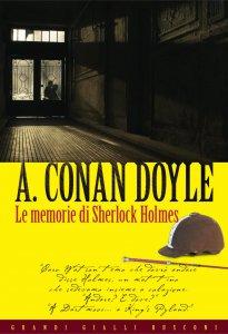 Copertina di 'Le memorie di Sherlock Holmes'