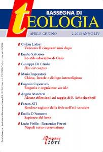 Rassegna di Teologia 2013 - n. 2