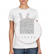 Immagine di 'T-shirt Yeshua nera - taglia XL - donna'