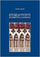 Storia delle fonti del diritto canonico - Erdö Péter