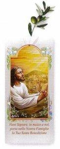 """Copertina di 'Buste porta ulivo """"Gesù nell'orto"""" - 200 pezzi'"""