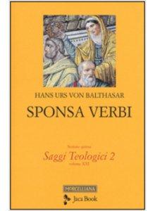 Copertina di 'Sponsa verbi'
