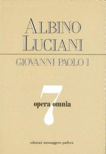 Copertina di 'Opera omnia [vol_7]'