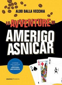 Copertina di 'Le avventure di Amerigo Asnicar'