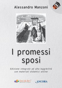 Copertina di 'I promessi sposi'