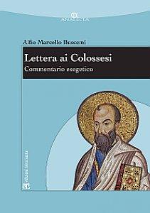 Copertina di 'Lettera ai Colossesi'