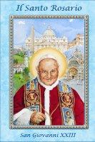 """Minilibretto """"Santo Rosario"""" - San Giovanni XXIII"""