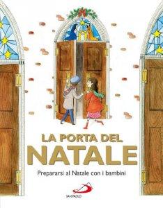 Copertina di 'La porta del Natale'