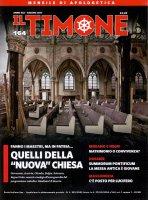 """Rivista Il Timone. Anno XIX.  Quelli della """"Nuova"""" Chiesa"""