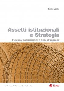Copertina di 'Assetti istituzionali e strategia'