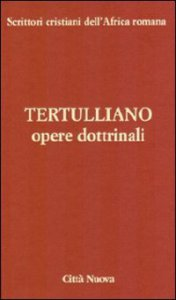 Copertina di 'Tertulliano'