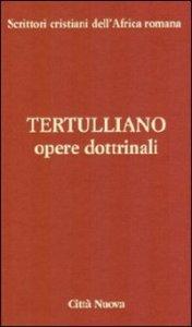 Copertina di 'Tertulliano'
