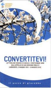 Copertina di 'Convertitevi!'