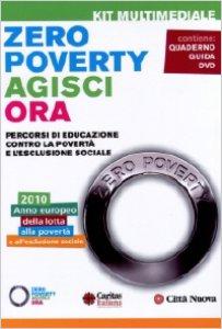 Copertina di 'Zero Poverty. Agisci ora'