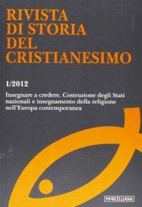 Copertina di 'Rivista di storia del cristianesimo (2012)'