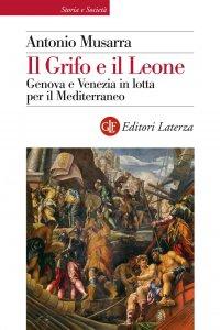 Copertina di 'Il Grifo e il Leone'
